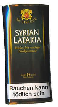 McLintock, Syrian latakia mixture  [DE] 95961410