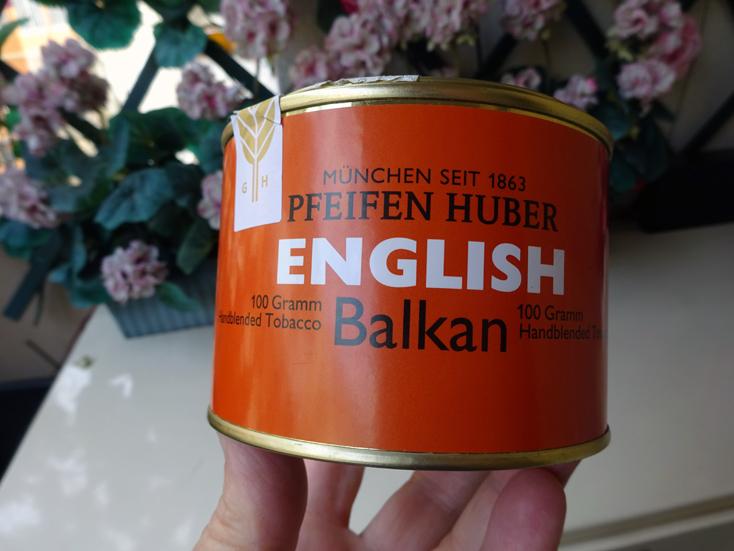 Balkan Sobranie (réédition J.F. Germain & Son) et … « clones » ou prétendus tels...   Huber_10