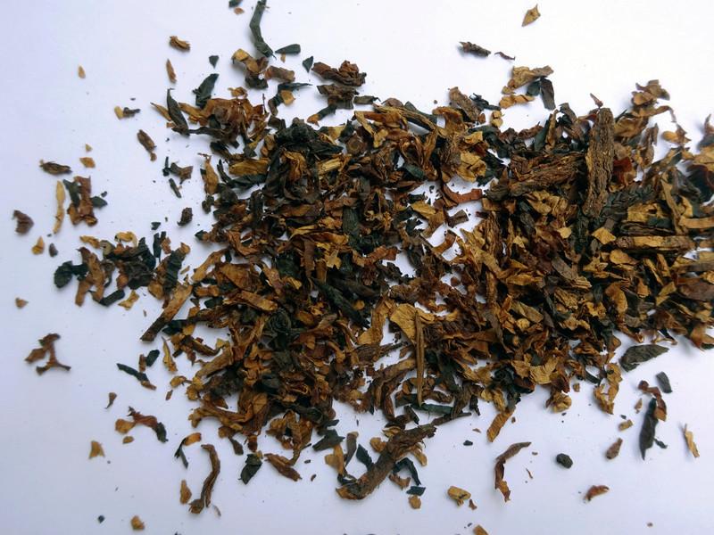 McLintock, Syrian latakia mixture  [DE] Mclint10