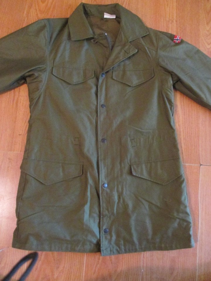 Norwegian field jacket? 110