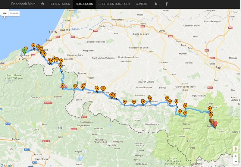 La route des cols: les Pyrénées d'Ouest en Est  Aout2012