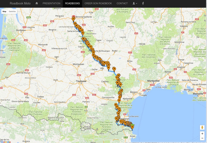 La route des cols: les Pyrénées d'Ouest en Est  Aout2016