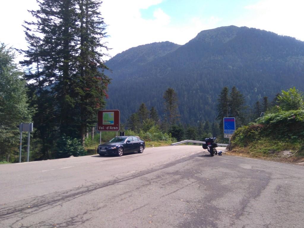 La route des cols: les Pyrénées d'Ouest en Est  - Page 2 Dsc_0060