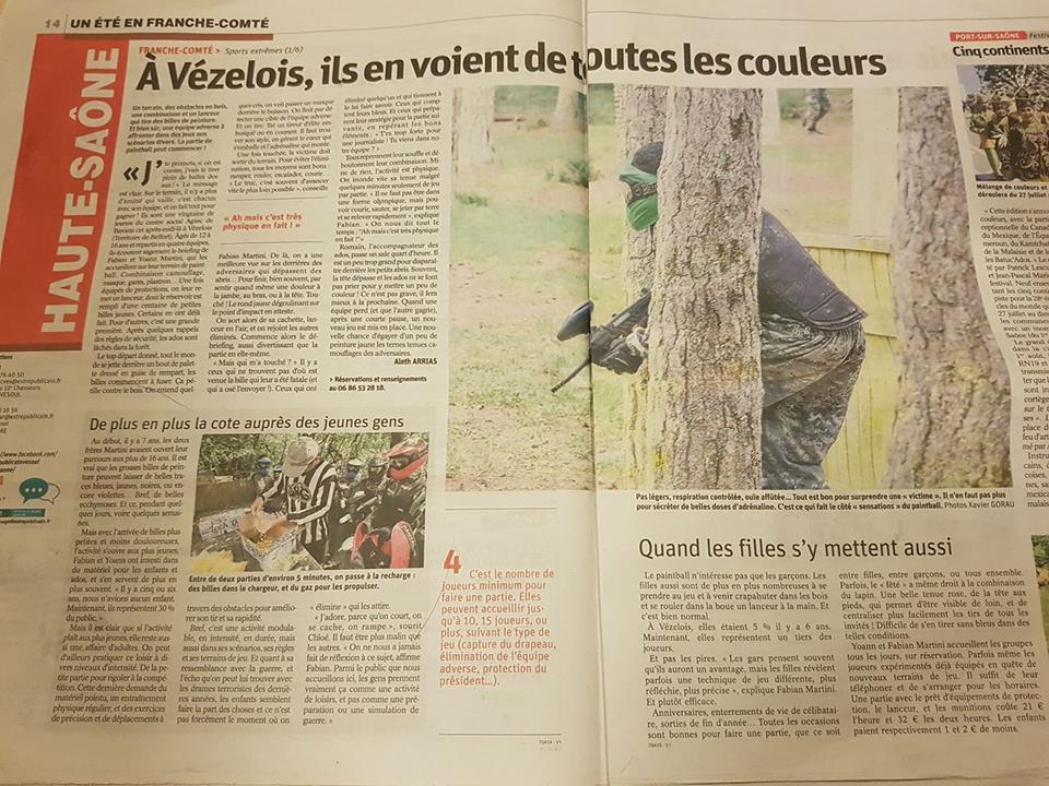 Article Presse / Recball (France) Articl13