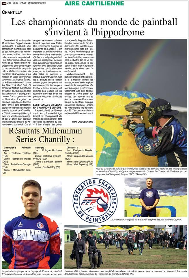 Article Presse / Millénnium  Articl14