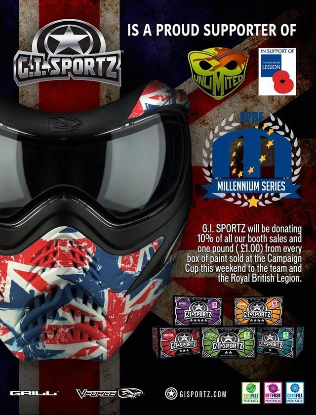 GI Sportz Donation Oeuvre Caritative Millénnium Séries Campaign Cup 2017 Gispor10