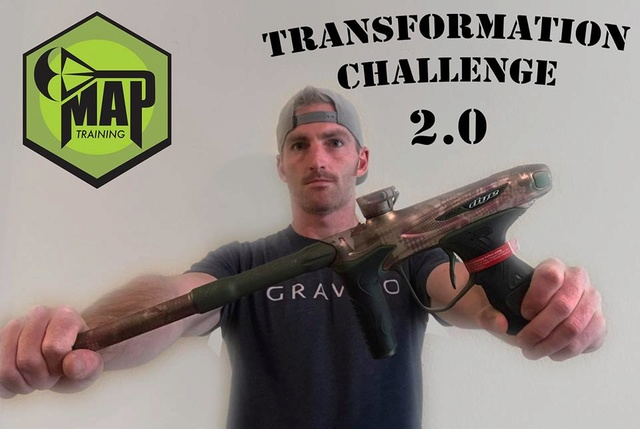 MAP Training Transformation Challenge (USA / CA) Map1710