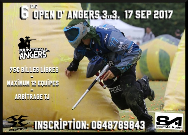 Open d'Angers #6 (France / 49) Openan10