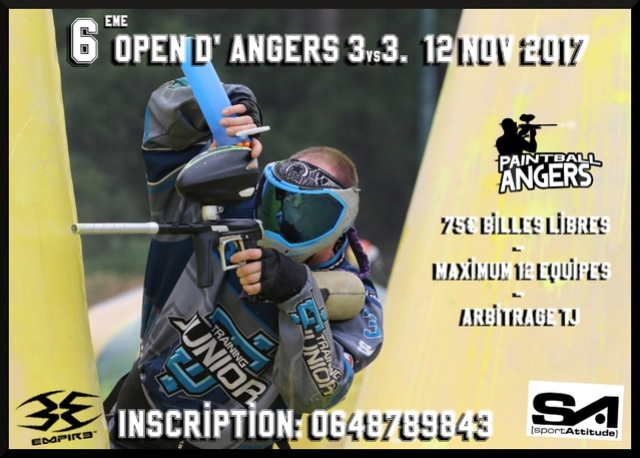 Open d'Angers #6 (France / 49) Openan11