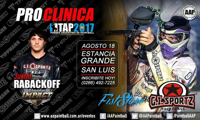 Pro Clinic Justin Rabackoff (Argentine / San Luis) Procli10