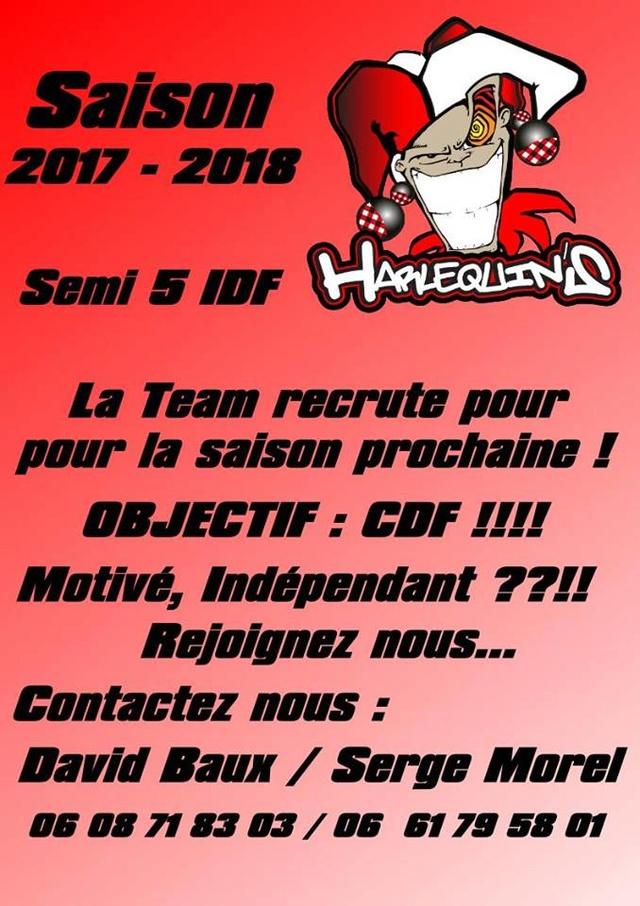 Harlequin's recrute (France / 94) Recrut12