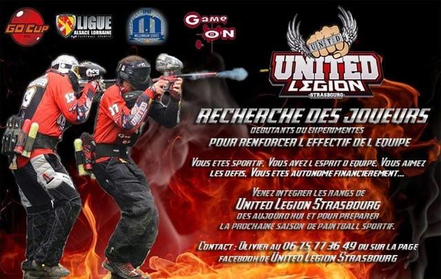 United Legion recrute (France / 67) Recrut14