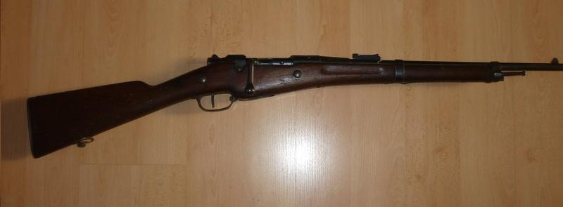 Mousqueton 1892 précoce P1130410