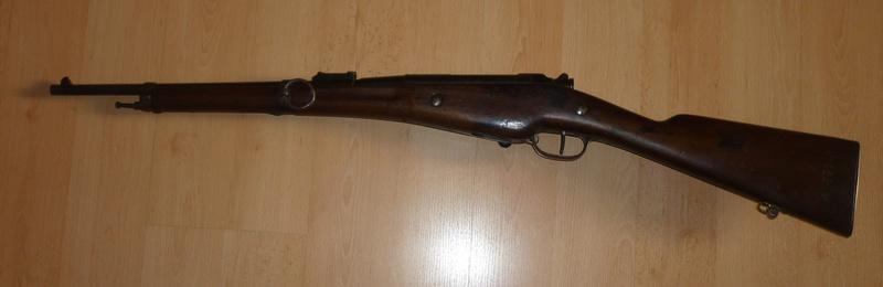 Mousqueton 1892 précoce P1130411
