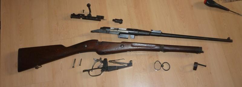 Mousqueton 1892 précoce P1130413