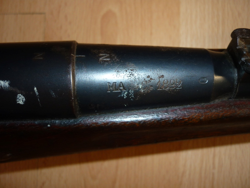 Mousqueton 1892 précoce P1130414
