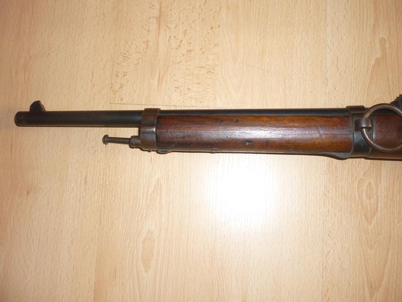 Mousqueton 1892 précoce P1130416