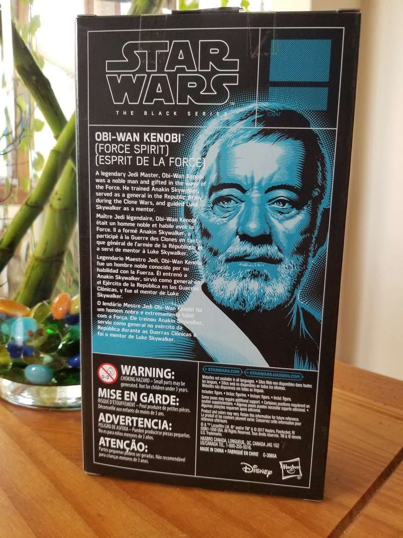 Anyone going to collect the 6 inch Black Series figures? - Page 4 20171013