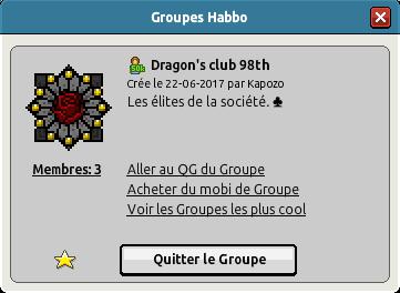 [WestFace-] Dragon's club 98th : Manoir [M] Saccag11