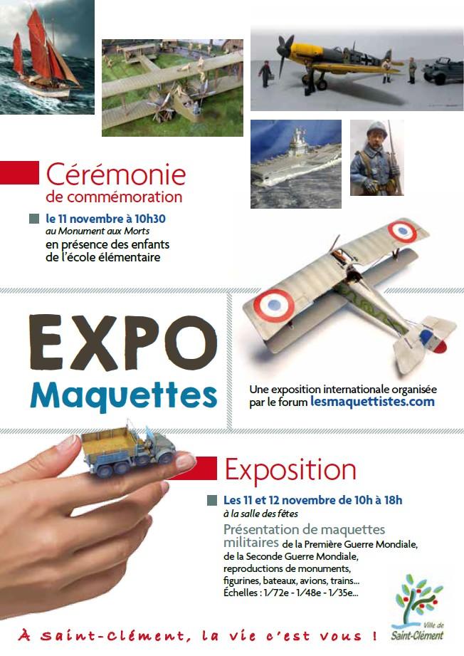 """Exposition des """"maquettistes .com """" 11 et 12 novembre 2017 - Page 6 Flyer_10"""