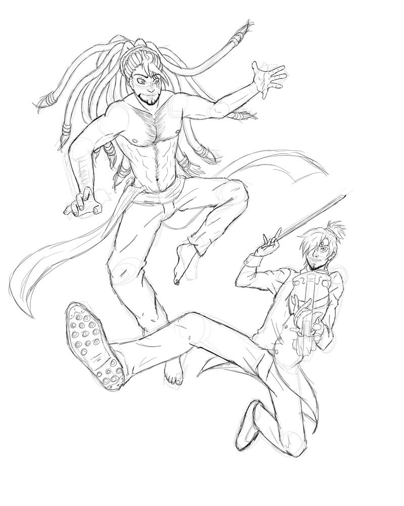 Les dessins de Ike/Pipoune - Page 25 Sanji_11