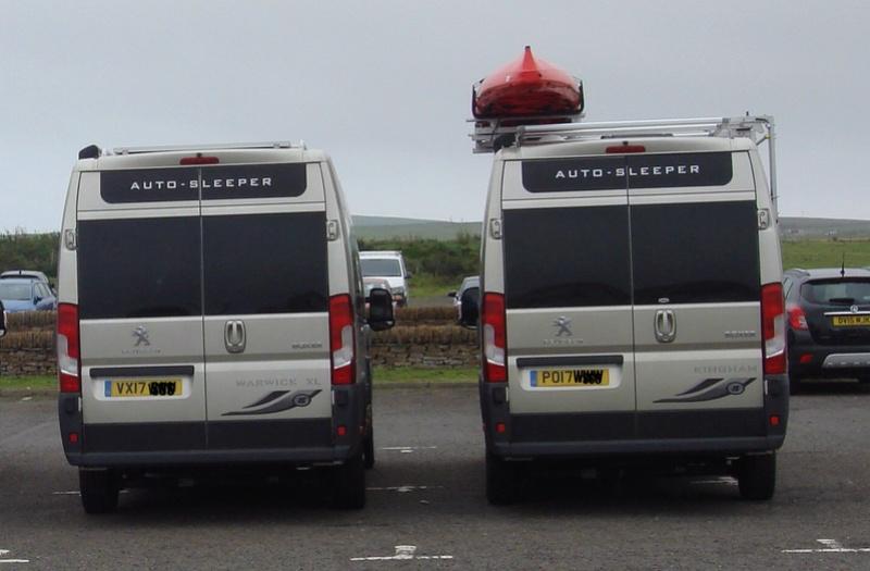 Warwick XL - John O'Groats (yesterday) Image24
