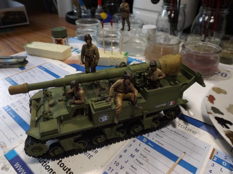 M12 155mm GMC - 3° RAC 1945 K800_210