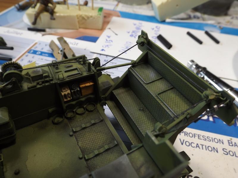 M12 155mm GMC - 3° RAC 1945 K800_214