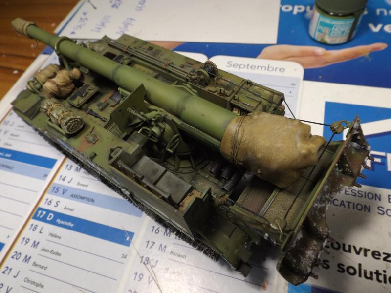 M12 155mm GMC - 3° RAC 1945 K800_220