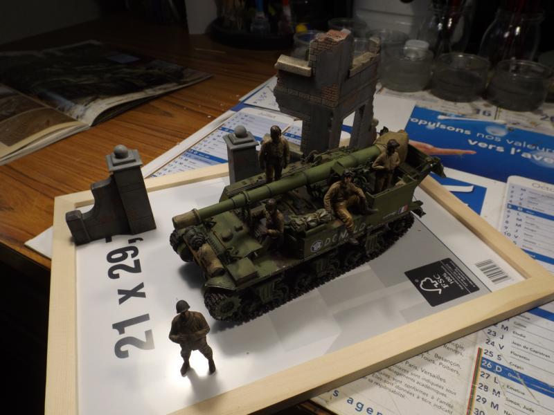 M12 155mm GMC - 3° RAC 1945 K800_222