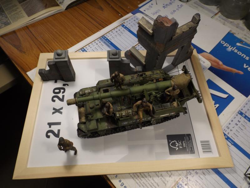 M12 155mm GMC - 3° RAC 1945 K800_223