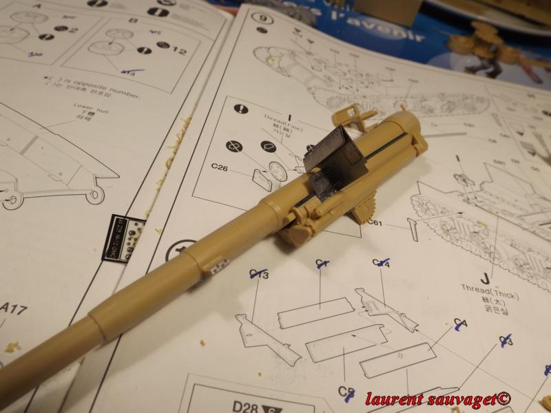 M12 155mm GMC - 3° RAC 1945 K800_t50