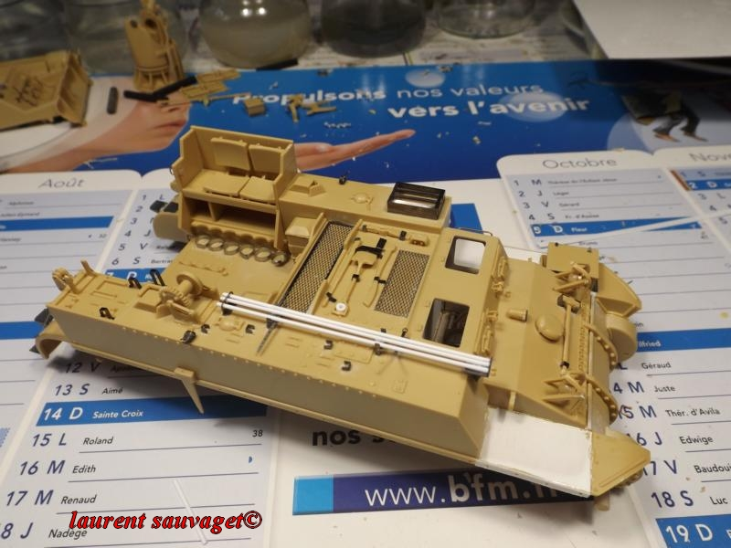 M12 155mm GMC - 3° RAC 1945 K800_t59