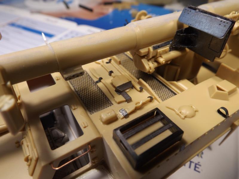 M12 155mm GMC - 3° RAC 1945 K800_t63