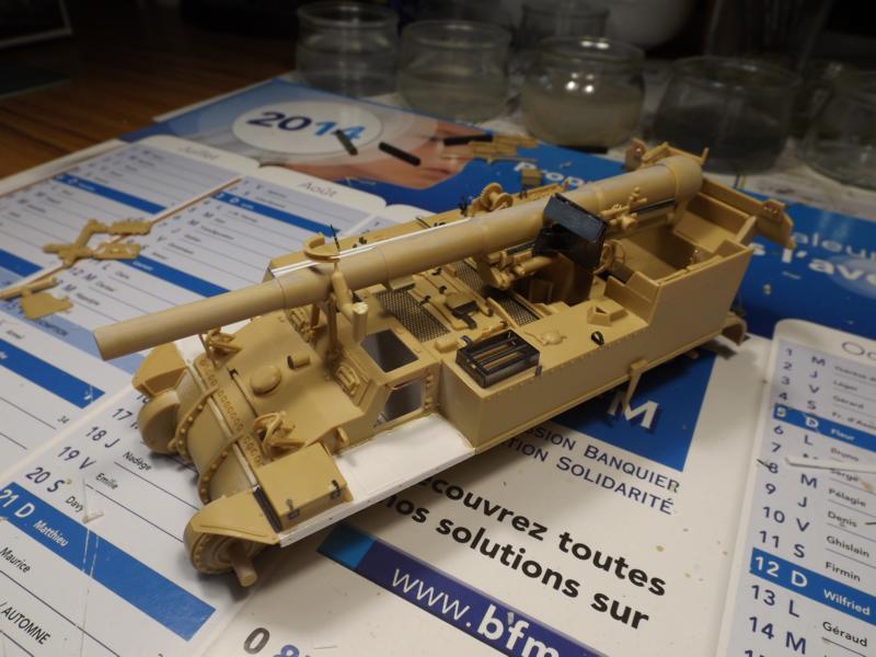 M12 155mm GMC - 3° RAC 1945 K800_t65