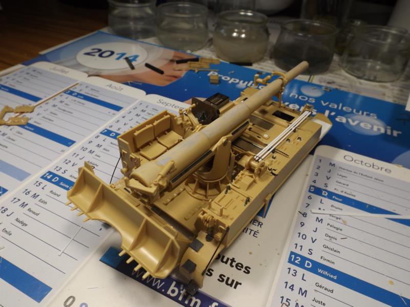 M12 155mm GMC - 3° RAC 1945 K800_t67