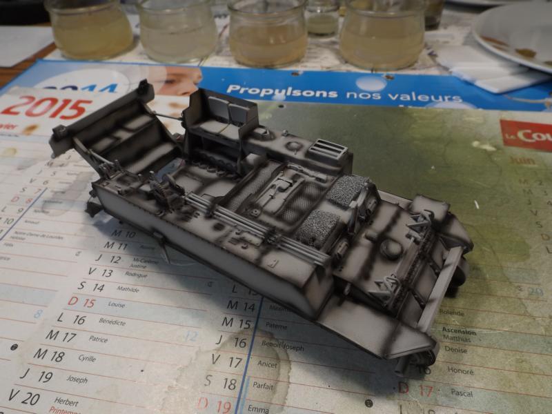 M12 155mm GMC - 3° RAC 1945 K800_t89