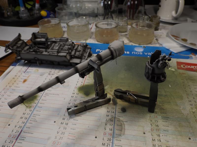M12 155mm GMC - 3° RAC 1945 K800_t90