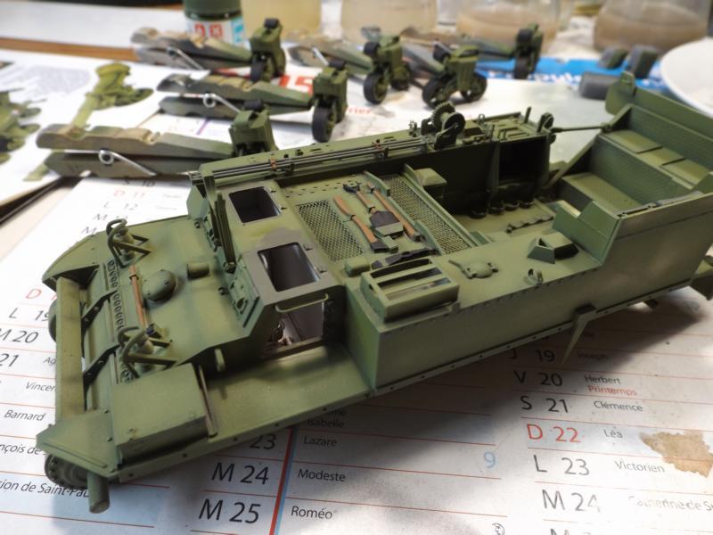 M12 155mm GMC - 3° RAC 1945 K800_t93