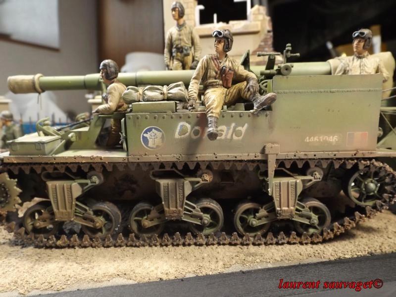 M12 155mm GMC - 3° RAC 1945 K800_t94