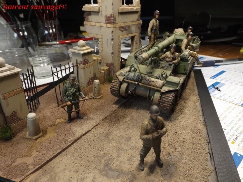 M12 155mm GMC - 3° RAC 1945 K800_t95