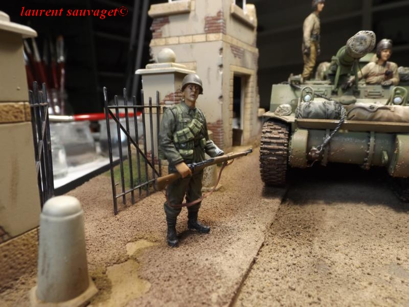 M12 155mm GMC - 3° RAC 1945 K800_t96