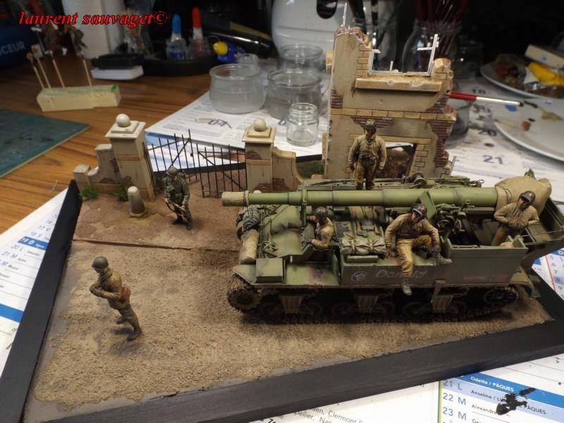M12 155mm GMC - 3° RAC 1945 K800_t97