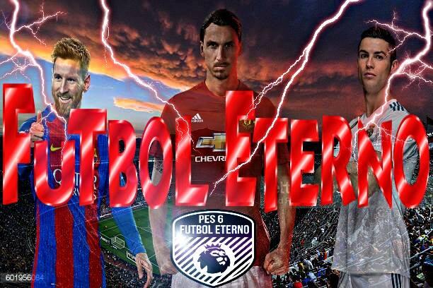 Futbol Eterno PES6