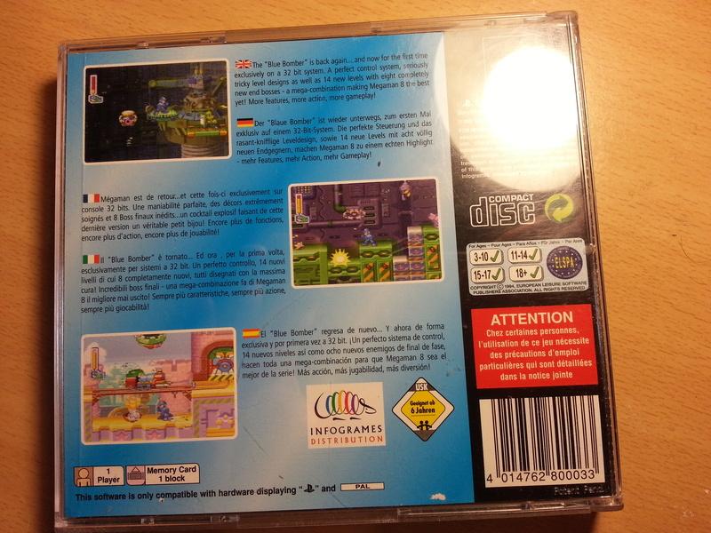 [ACH/RECH] jeux megaman x3 x4 x5 x6 ps1 - Page 2 20170717