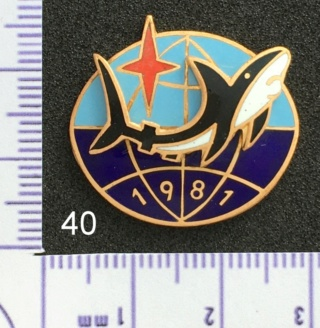 """Insignes et médailles des sous-marins """"Projet 941 Akula""""  - Page 2 Collec55"""