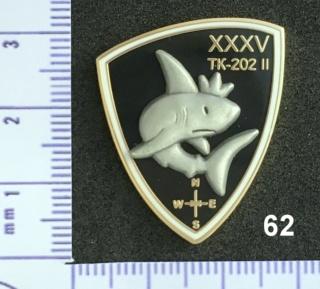 """Insignes et médailles des sous-marins """"Projet 941 Akula""""  - Page 2 Collec77"""