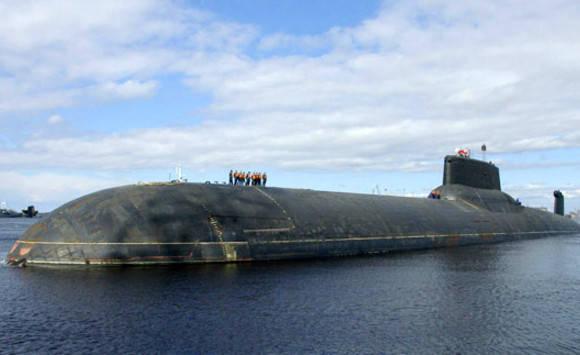 """Insignes et médailles des sous-marins """"Projet 941 Akula""""  T311"""