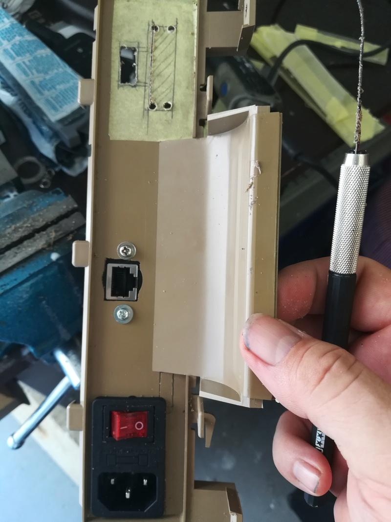 [WIP] 98% Minitel bartop Raspberry pi 3 Img_2012
