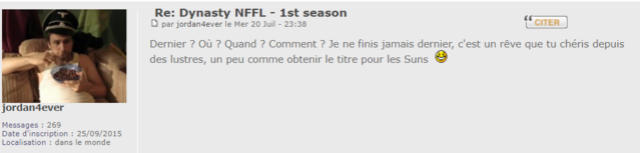 Dynasty NFFL - Saison 2017-2018 Jo12